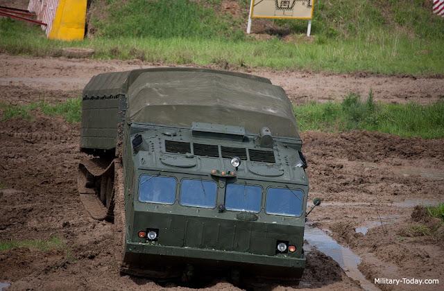 Resultado de imagen de vehículos de trasporte modernizados de la familia DT-10PM y DT-30PM.