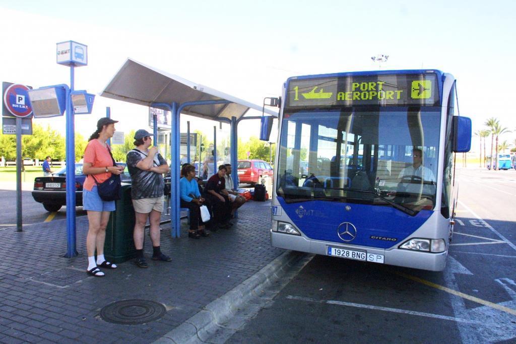 Bus Aeroport Majorque Centre Ville
