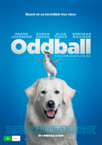 Oddball 2015 2016 DVD and Blu ray Release Date