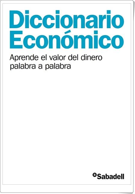 """""""Diccionario económico"""" (Documento para imprimir)"""