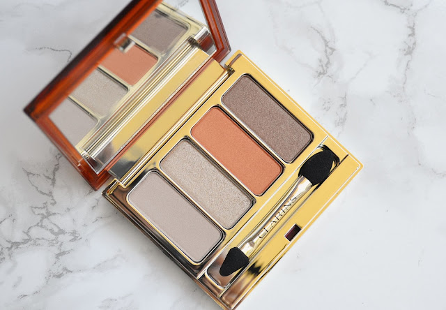 Clarins Sunkissed Summer Makeup Collection Review Swatches