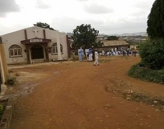 Muslims Hold Eid-el fitr Prayer In Church Premises In Ogun, See Photos