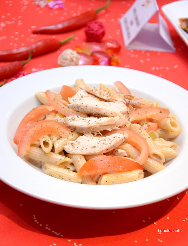 Sesame Penne Pasta Meal - RM20.90