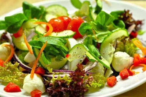 Apa Itu Garden Salad