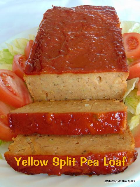 Yellow Split Pea Loaf