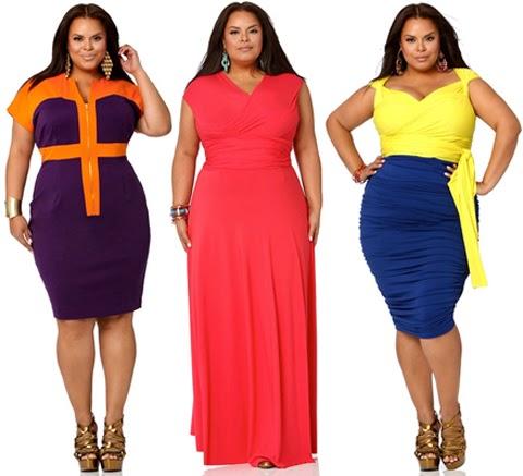 gambar baju atasan modern orang gemuk