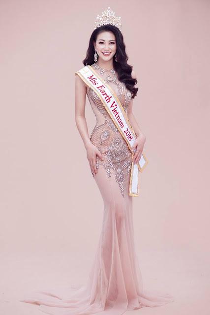 Nguyễn Phương Khánh, đại diện Việt Nam tham dự Hoa hậu trái đất 2018