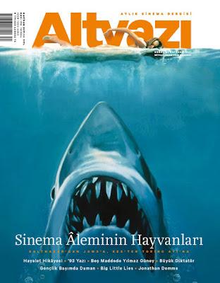Altyazı 173. Sayı (Haziran) - Jaws