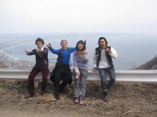 Kimuni, Hallic, Mami y Juchan!!!