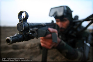 TAKAVARAN - Pasukan Elit Iran