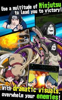 Naruto Ultimate ninja Blazing apk Mod 4