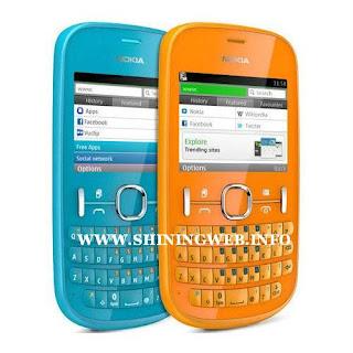 Nokia Asha 200 RM