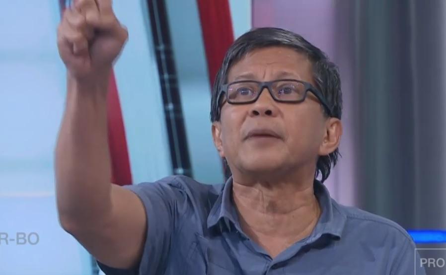 Beredar Pemanggilan Rocky Gerung ke Polda Metro Jaya, Netizen Heboh
