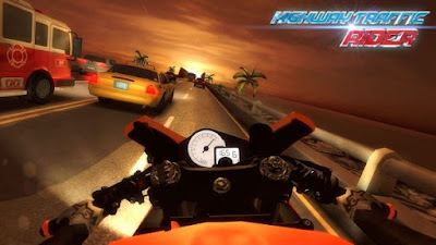 Highway Traffic Rider v1.6 Mod Apk (Unlimited Money) Free Download