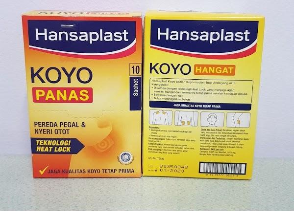 Menilik Manfaat Koyo sebagai Antiinflamasi