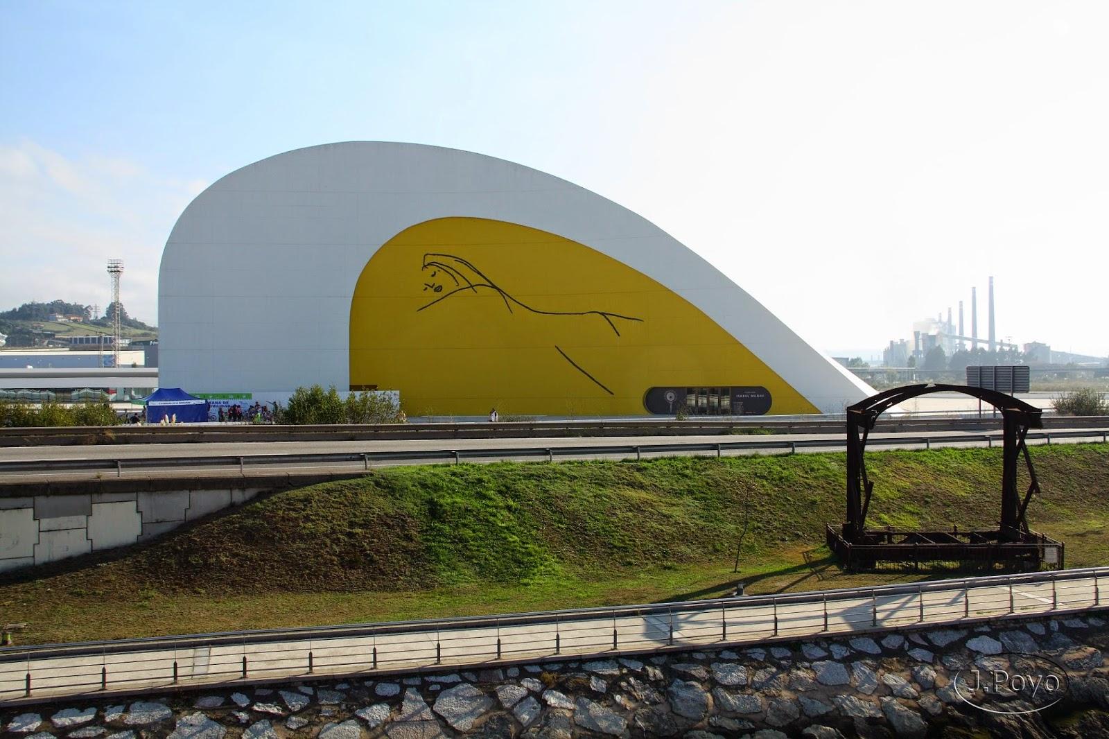Centro Cultural Oscar Niemeyer de Avilés