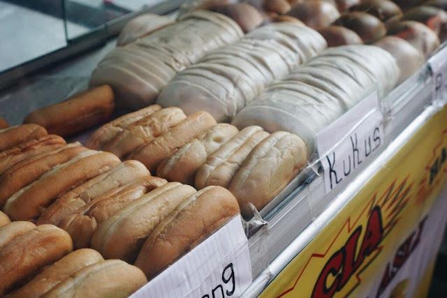 Roti sarikaya glodok