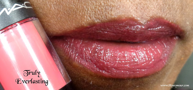 Mac Truly Everlasing Versicolour Lip Stain