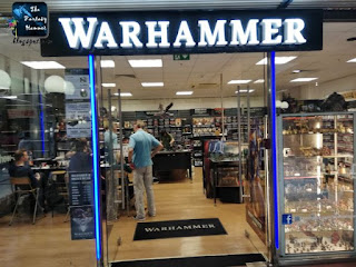 Games Workshop Berlin Europacenter