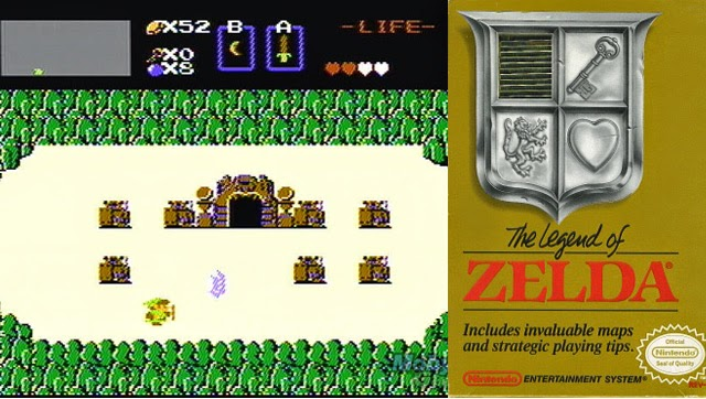 1986: 10 Things You Might Not Know About THE LEGEND OF ZELDA