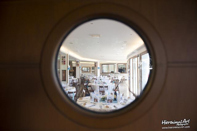 La baie des Anges, salle de réception de mariages dans le Morbihan en Bretagne.