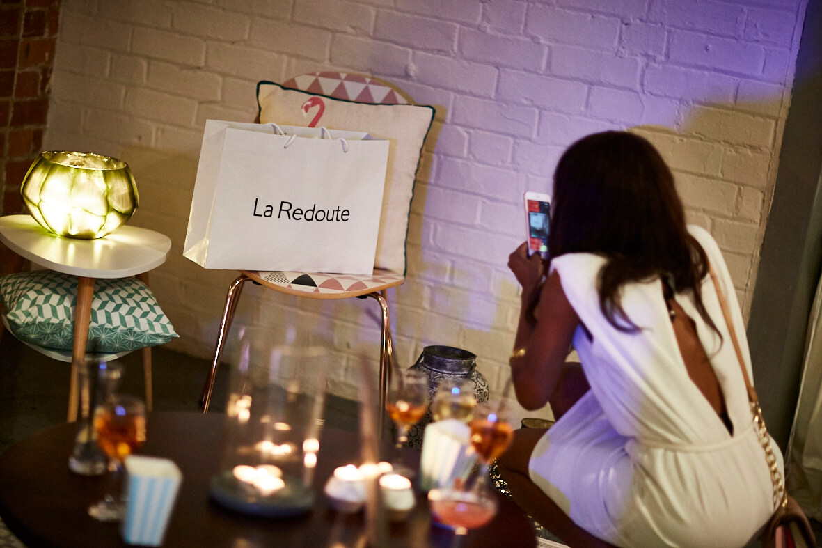 La Redoute Summer Party Event