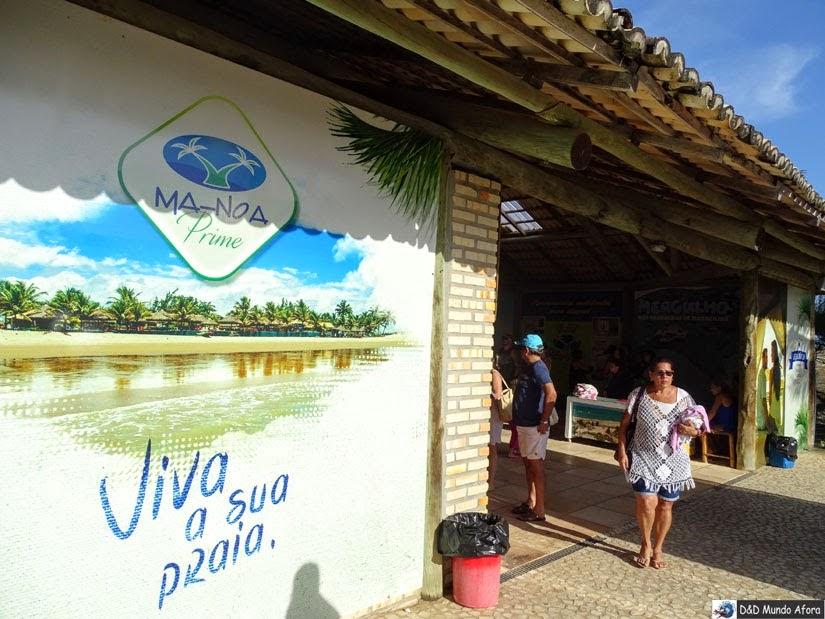 Parque aquático M-Noa - Maracajau, RN