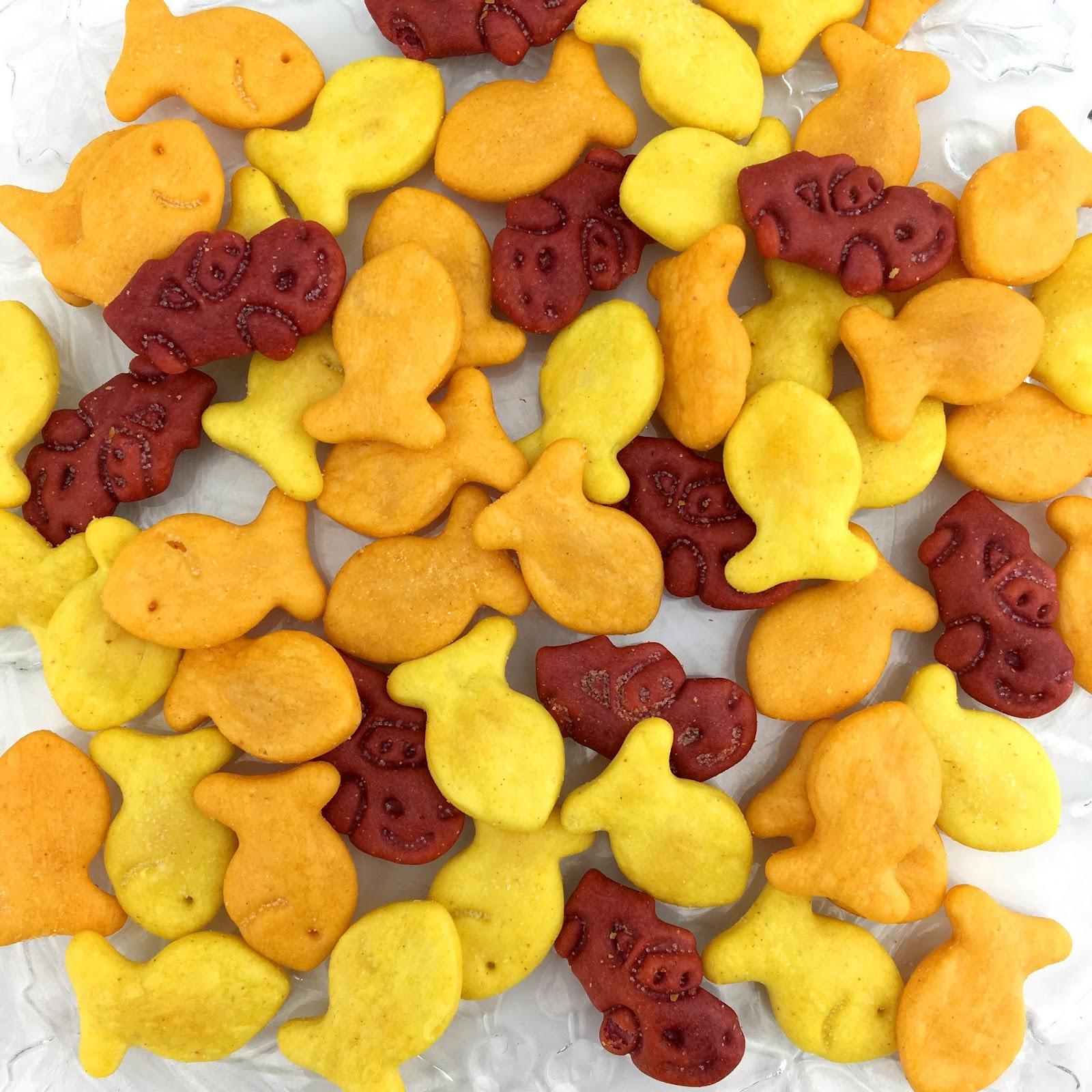 disney pixar Cars 3 Pepperidge Farm Goldfish