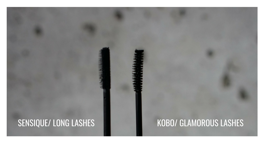 LONG LASHES MASCARA/ SENSIQUE