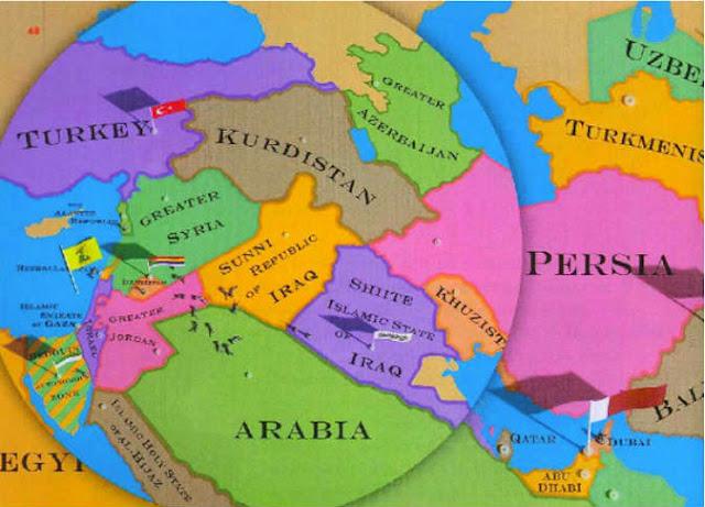 """رؤى """"أوجلان"""" حول القضية الكردية في سوريا"""
