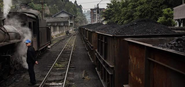 Minas de carbon y ayudas de Estado