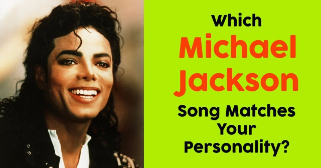 I Got Beat It! Which Michael Jackson Song Matches Your Personality?