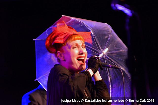 25. Kastafsko kulturno leto @ Koncert Josipa Lisac