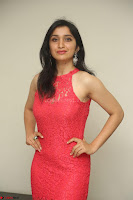 Sakshi Kakkar in Red Legsplit Sleeveless Gown at Dare movie Press meet ~  Exclusive 007.JPG