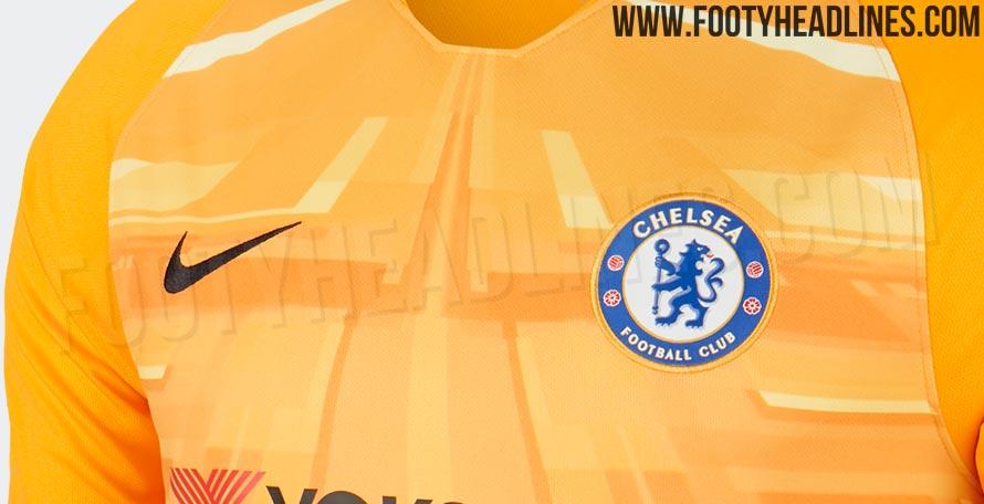 e3526088c Chelsea 19-20 Goalkeeper Kit Leaked