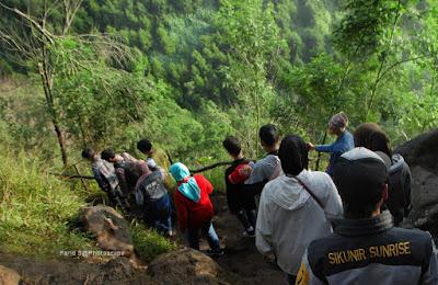 Dieng, Sikunir, Desa Sembungan, wonosobo, Bukit Sikunir, sunrise