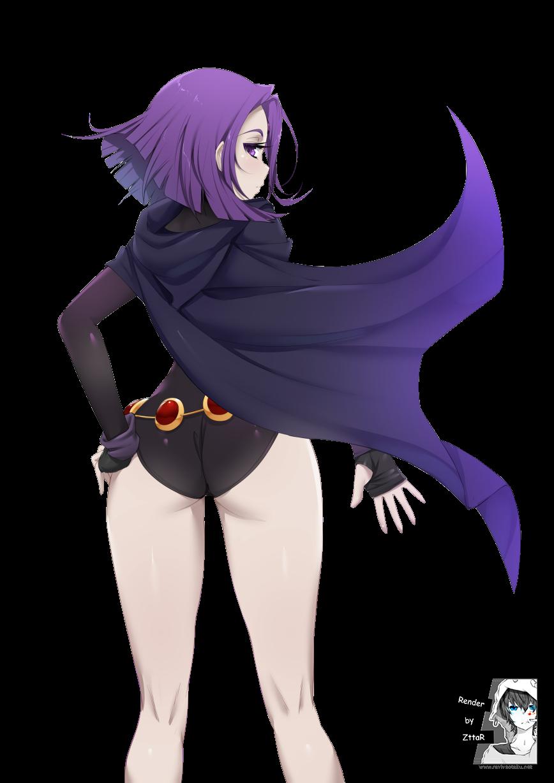Render Raven SEXY