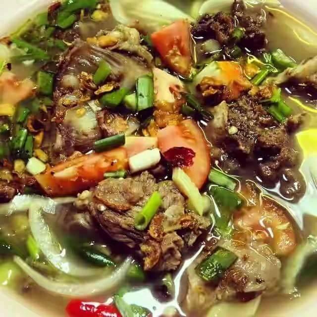 Resepi Sup Tulang Ala Thai Paling Sedap Dari Dapur Kak Tie