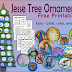 Printable Jesse Tree Ornaments! FREE and EASY!