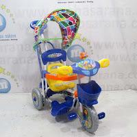 Sepeda Roda Tiga Anak Royal RY1088C Classic Baby Tiger