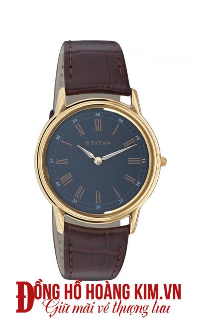 đồng hồ titan nam giá rẻ