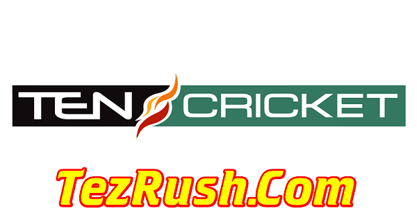 Ten Cricket HD Channel Official Logo 2018 TezRush
