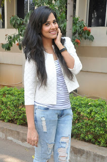 Actress Anchor Anasuya Stills in Ripped Jeans at Kshanam Release Press Meet 0021