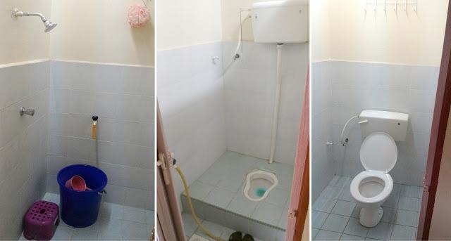 Homestay di Bandar Hilir Melaka, Homestay Murah di Bandar Melaka, Homestay Muslim murah bersih selesa di Melaka