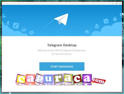 Cara instal sekaligus daftar Telegram di PC