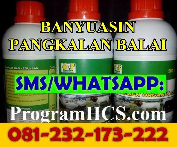 Jual SOC HCS Banyuasin Pangkalan Balai