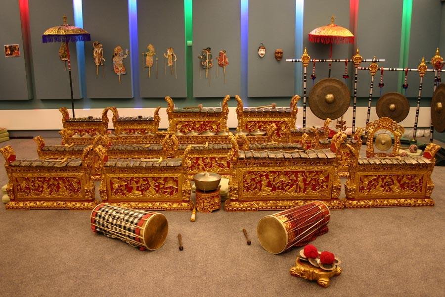 6 Gambar Alat Musik Tradisional Bali, Fungsi dan Cara ...