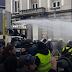 «Κίτρινα γιλέκα»: 400 συλλήψεις στις Βρυξέλλες