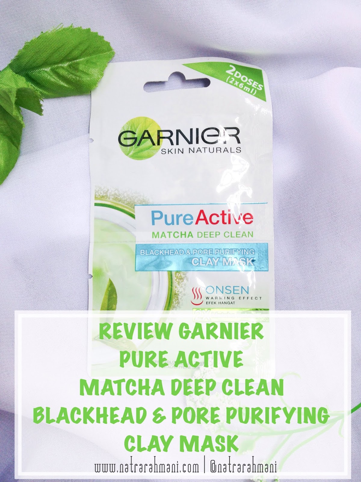 garnier-pure-active-matcha-deep-clean-clay-mask-natrarahmani