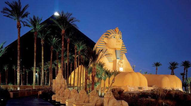 Dicas de Las Vegas: Hotel Luxor